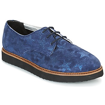 Chaussures Femme Derbies Ippon Vintage JAMES SKY Marine