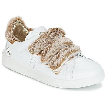 Chaussures Femme Baskets basses Ippon Vintage FLIGHT POLAR Blanc / Cuivre