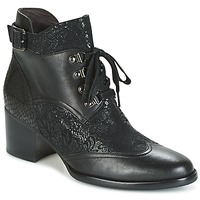 Chaussures Air max tnFemme Bottines Mam'Zelle IMAZA Noir