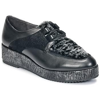 Chaussures Femme Derbies Mam'Zelle ROSITA Gris