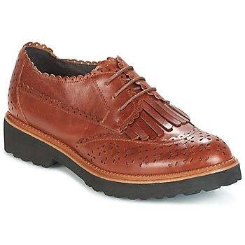 Chaussures Femme Derbies Mam'Zelle ROSEAU Marron