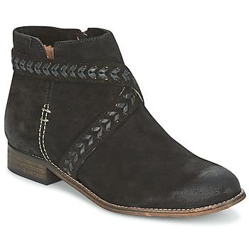 Chaussures Femme Boots MTNG DI Noir