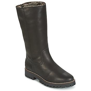 Chaussures Femme Bottes ville Panama Jack TANIA Noir
