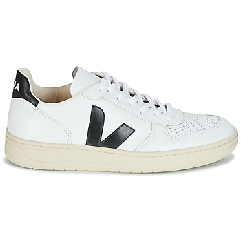 Veja V-10 Blanc / Noir