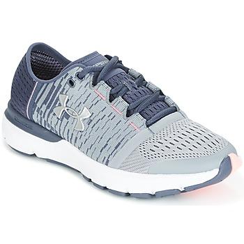 Chaussures Femme Running / trail Under Armour UA W SPEEDFORM GEMINI 3 GR Argenté