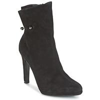 Chaussures Femme Bottines Peter Kaiser PAGANTA Noir