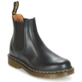 Chaussures Femme Boots Dr Martens 2976 Noir