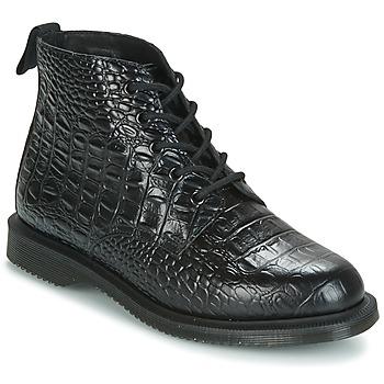 Chaussures Air max tnFemme Boots Dr Martens EMMELINE Noir