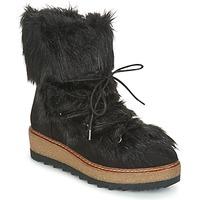Chaussures Femme Bottes de neige Tamaris LAURIA Noir