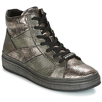 Chaussures Femme Baskets montantes Tamaris NAPO Gris