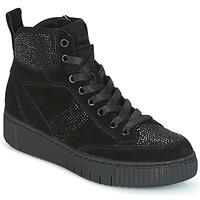 Chaussures Femme Baskets montantes Tamaris NARU Noir