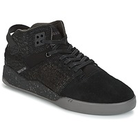 Chaussures Baskets montantes Supra SKYTOP III Noir / Gris