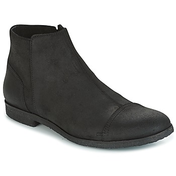 Chaussures Homme Boots Diesel D-KRID MID Noir