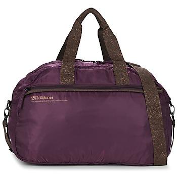 Sacs Femme Sacs de sport Bensimon SPORT BAG Violet