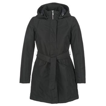 Vêtements Femme Parkas Geox PARKI Noir