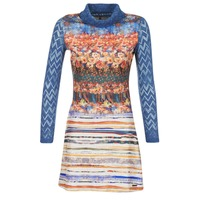 Vêtements Femme Robes courtes Smash KRIVAN Multicolore
