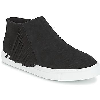 Chaussures Femme Boots Minnetonka GWEN BOOTIE Noir