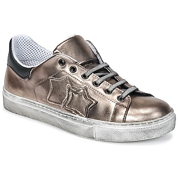 Chaussures Air max tnFemme Baskets basses Lola Espeleta NONIDI Bronze