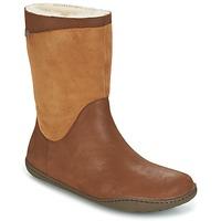 Chaussures Femme Boots Camper PEU CAMI Marron