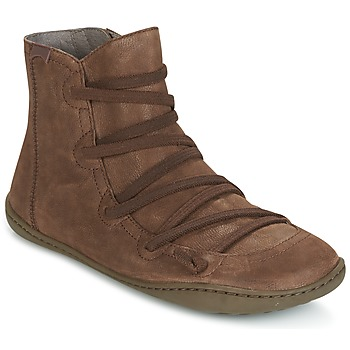 Chaussures Air max tnFemme Boots Camper PEU CAMI Marron