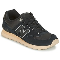 Chaussures Baskets basses New Balance ML574 Noir