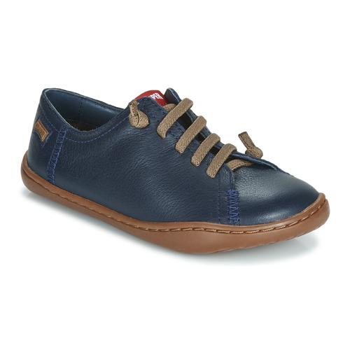 Chaussures Garçon Baskets basses Camper PEU CAMI Marine