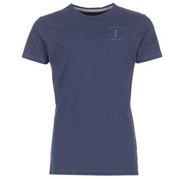 Vêtements Homme T-shirts manches courtes Hackett JODA Marine