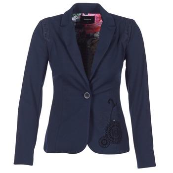 Vêtements Femme Vestes / Blazers Desigual GROFA Marine