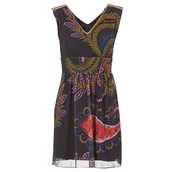 Vêtements Femme Robes courtes Desigual GERCO Multicolore