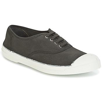 Chaussures Air max tnFemme Baskets basses Bensimon TENNIS LACET Gris