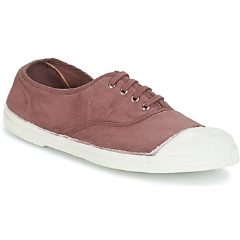 Chaussures Femme Baskets basses Bensimon TENNIS LACET Prune