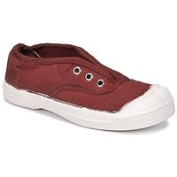 Chaussures Air max tnEnfant Baskets basses Bensimon TENNIS ELLY Rouge