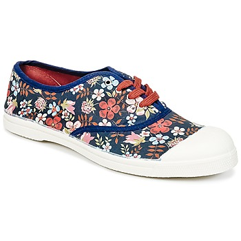 Chaussures Femme Baskets basses Bensimon TENNIS LIBERTY Marine