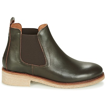 Boots Bensimon boots crepe