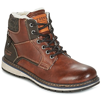 Chaussures Air max tnHomme Boots Tom Tailor LORENZA Marron