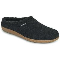 Chaussures Homme Chaussons Giesswein VEITSCH Anthracite