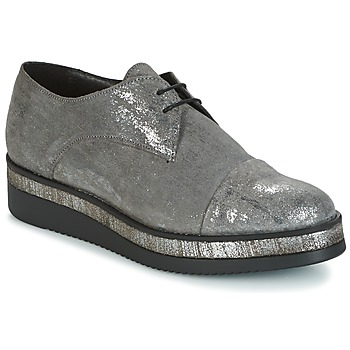 Chaussures Femme Derbies Sweet Lemon SABA Gris