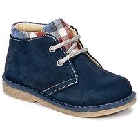 Chaussures Garçon Boots Citrouille et Compagnie HEYLI Marine