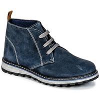 Chaussures Garçon Boots Citrouille et Compagnie HISEO Marine