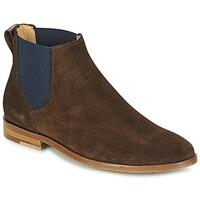 Chaussures Homme Boots Schmoove APOLLON CHELSEA Marron