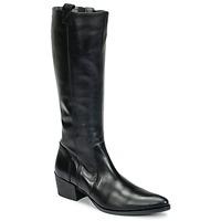Chaussures Femme Bottes ville Betty London HABI Noir