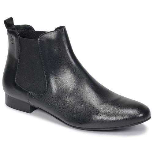 Betty London HYBA Noir - Livraison Gratuite avec  - Chaussures Boot Femme