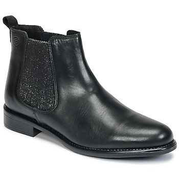 Chaussures Air max tnFemme Boots Betty London HAYATI Noir