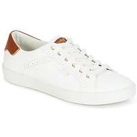 Chaussures Femme Baskets basses Molly Bracken MALIO Blanc