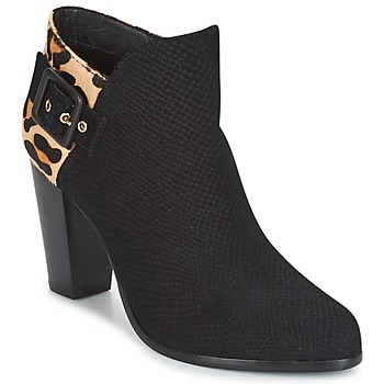 Chaussures Femme Bottines Dune London OAKLEE Black