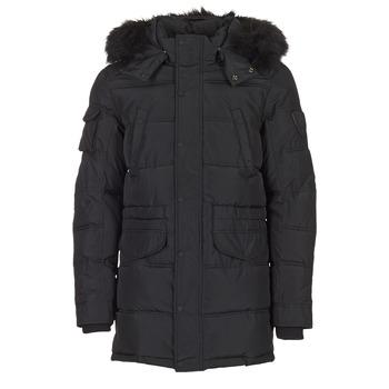 Vêtements Homme Doudounes Redskins CARL Noir