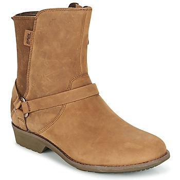 Chaussures Air max tnFemme Boots Teva DE LA VINA DOS Marron