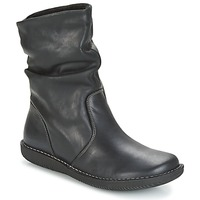 Chaussures Femme Boots Casual Attitude FILL Noir
