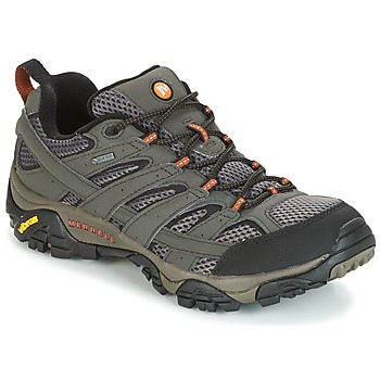 Chaussures Homme Baskets basses Merrell MOAB 2 GTX Gris