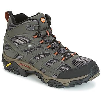 Chaussures Homme Randonnée Merrell MOAB 2 MID GTX Gris